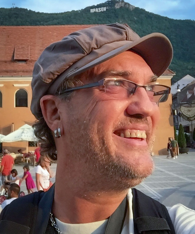 Sydney Art Space Teaching Artist – David Starr