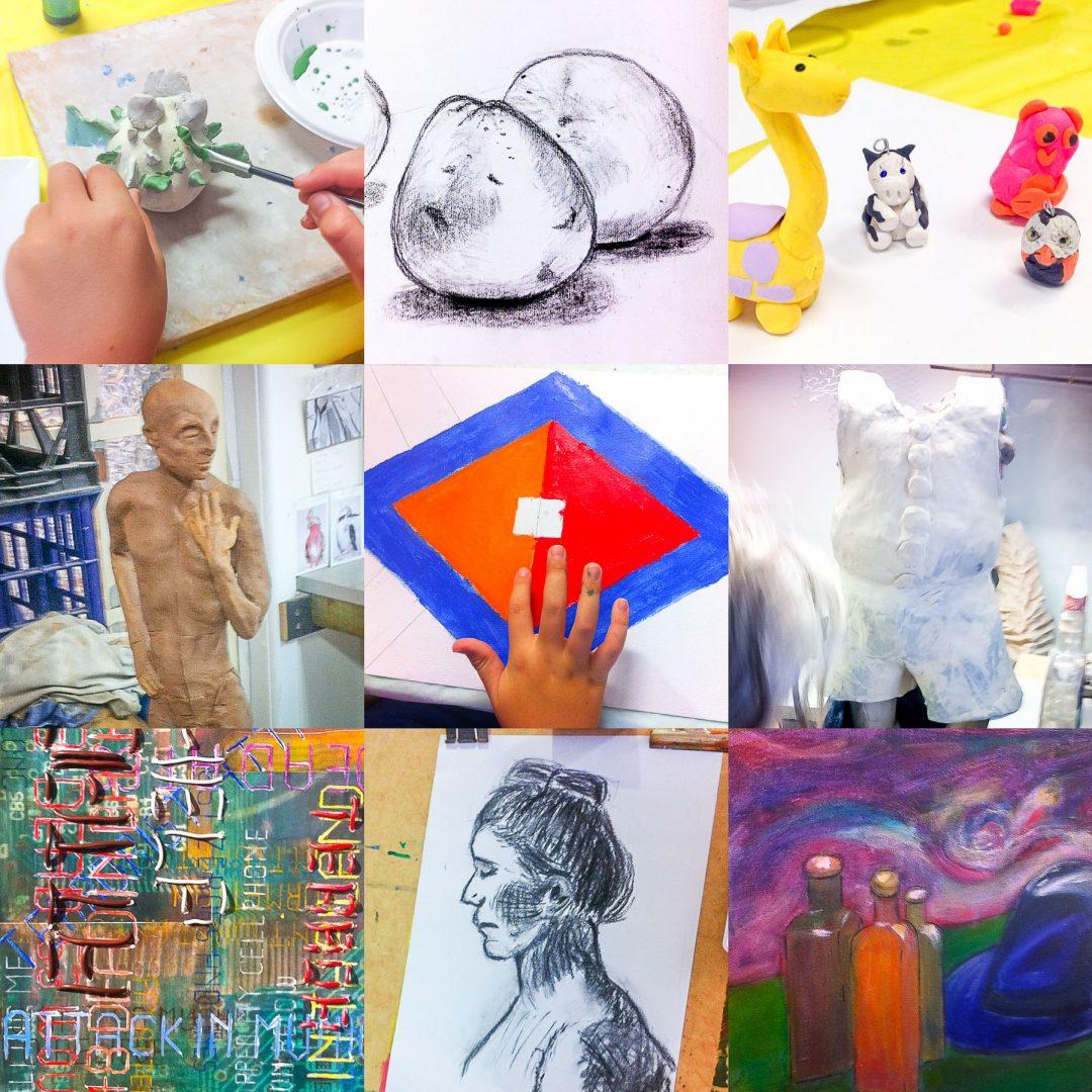 Sydney Art Space Term 2 Courses