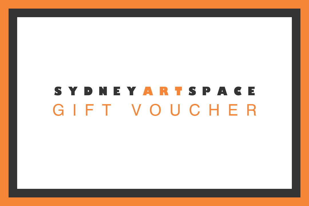 Sydney Art Space Gift Voucher