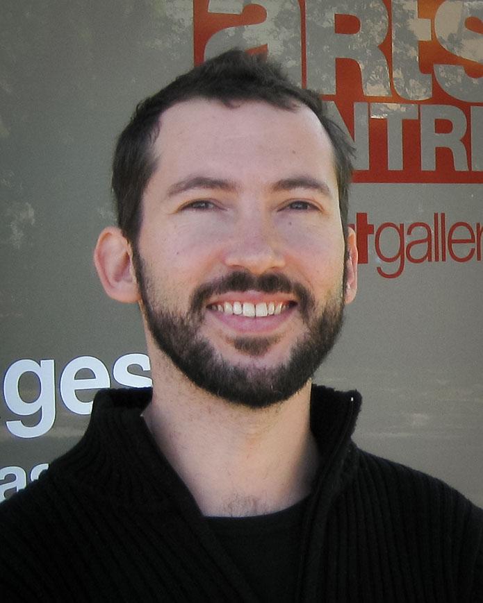 Sydney Art Space Teaching Artist – Michael Vaynman
