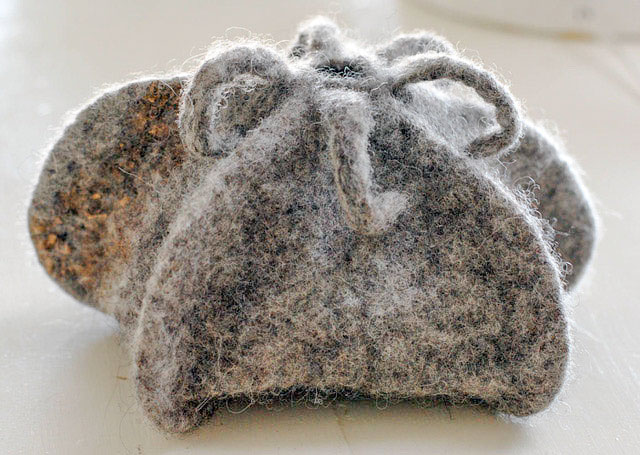 High School Art Camp – Sculpture: Felted and Stitched Objects
