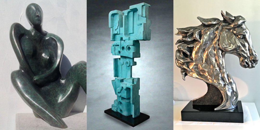 Sculptors Society Exhibition Darling Park, 2018