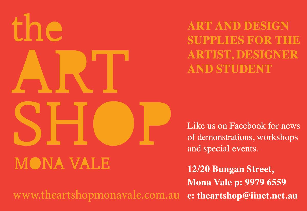 The Art Shop Mona Vale