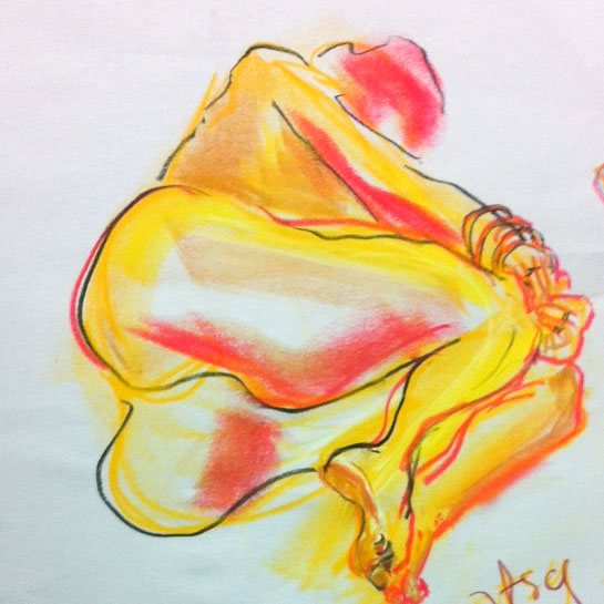 Class Artwork – Recent Drawings from Life – click to view class details
