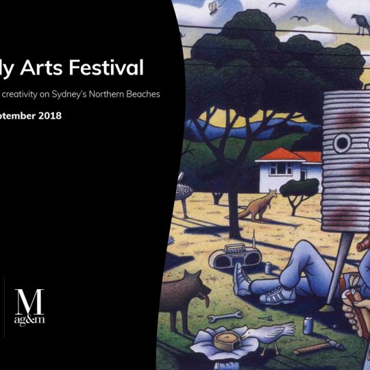 Manly Arts Festival 2018