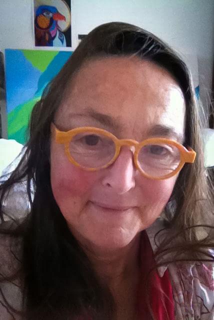 Sydney Art Space Teaching Artist – Amanda Farquharson