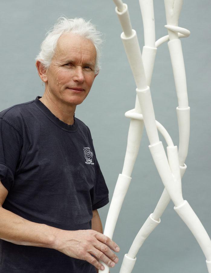 Sydney Art Space Teaching Artist – Graham Hay – Graham Hay. Photo: Victor France