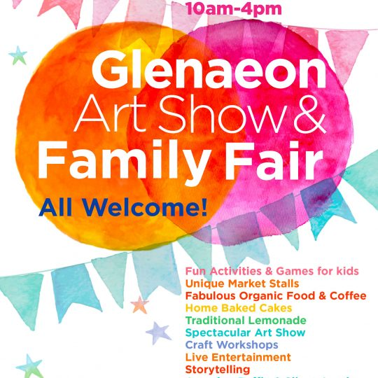 Glenaeon Art Show 2018
