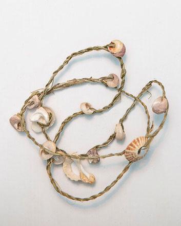 Lemongrass neckpiece