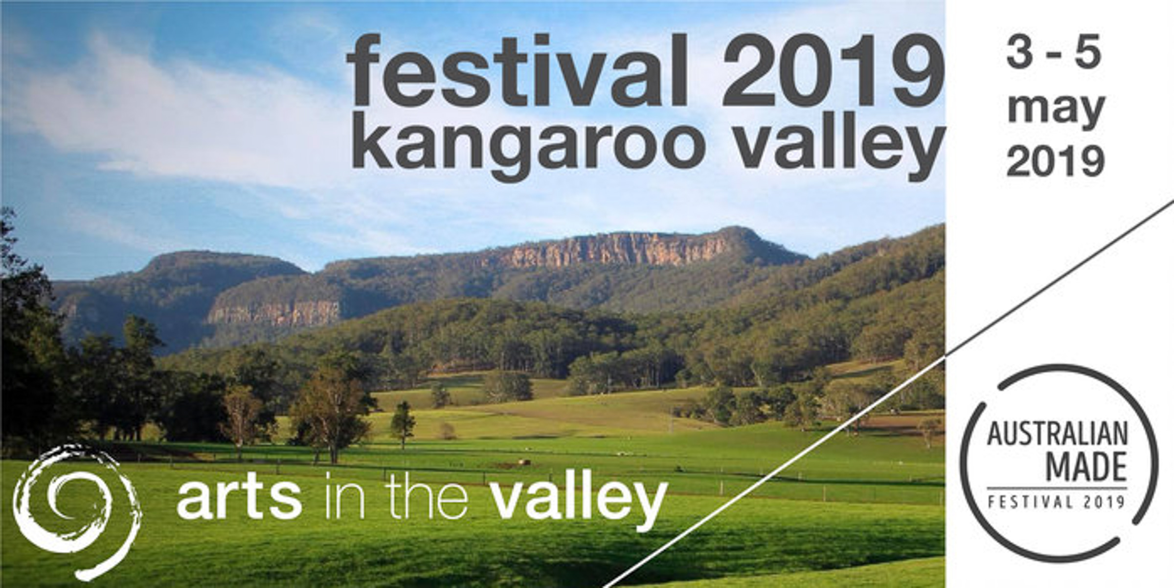 Artist Call Out - Arts In The Valley Kangaroo Valley 2019