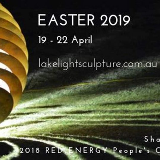 Artist Call Out - Lake Light Jindabyne 2019
