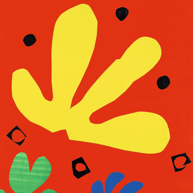 Class Artwork – Cut Outs Inspired by Matisse – click to view class details