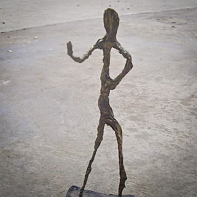 Class Artwork – Sculpted Figure After Giacometti – click to view class details