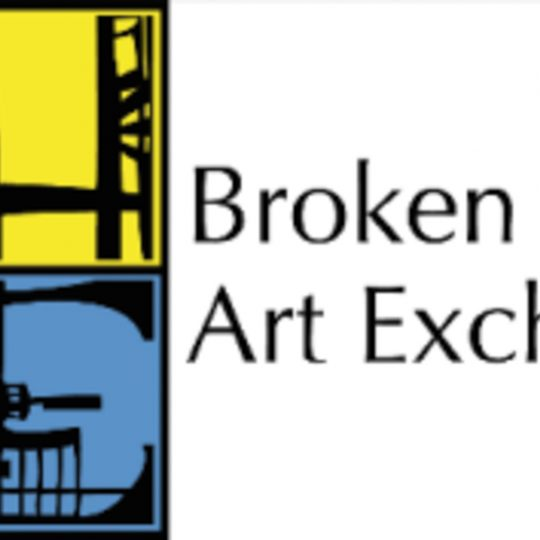 Broken Hill Art Exchange Logo