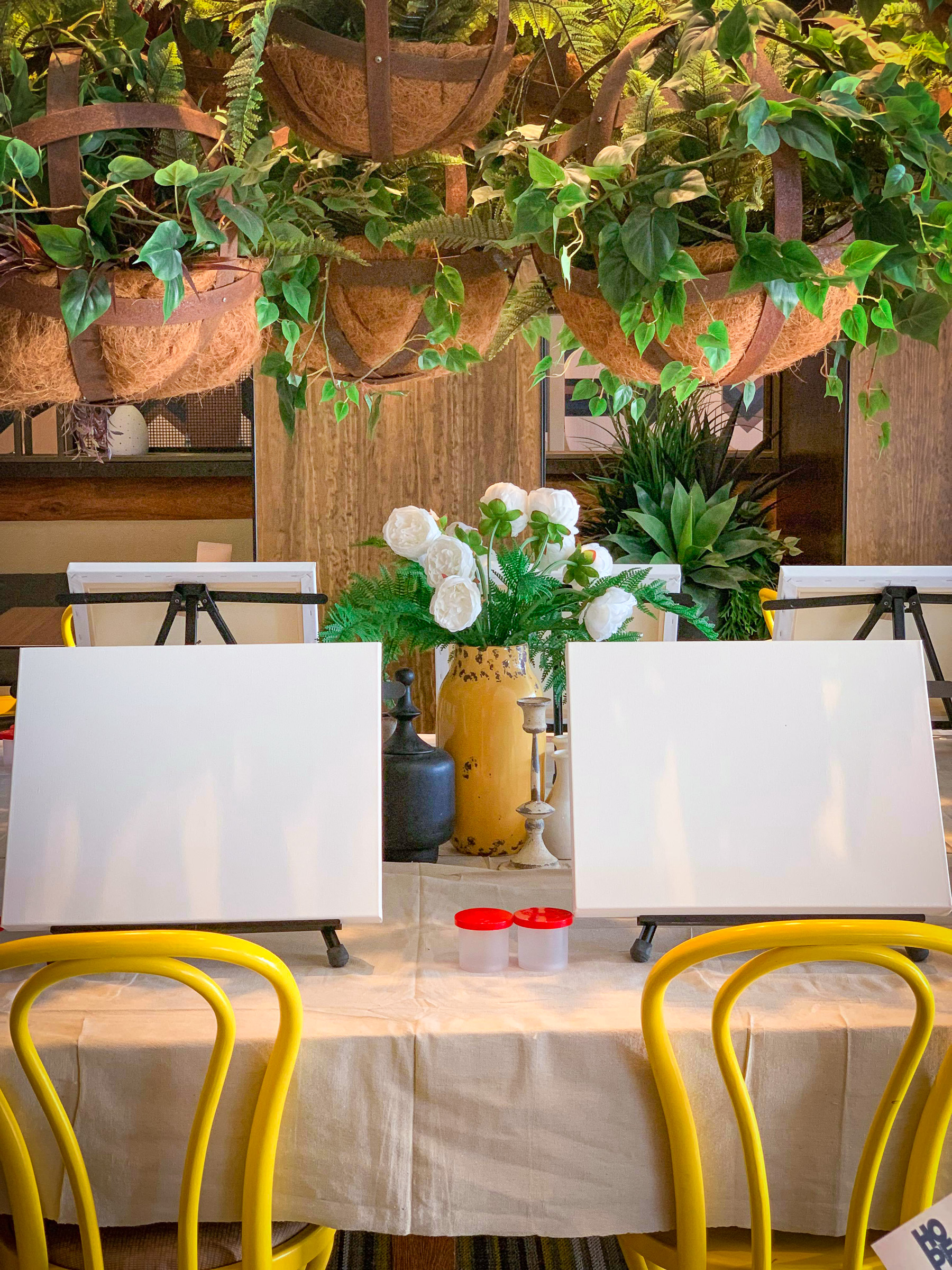 Arts and Craft Beer Paint Class