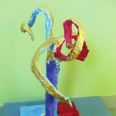 Example Artwork – Tree Sculptures Workshop 2019 – click to view class details