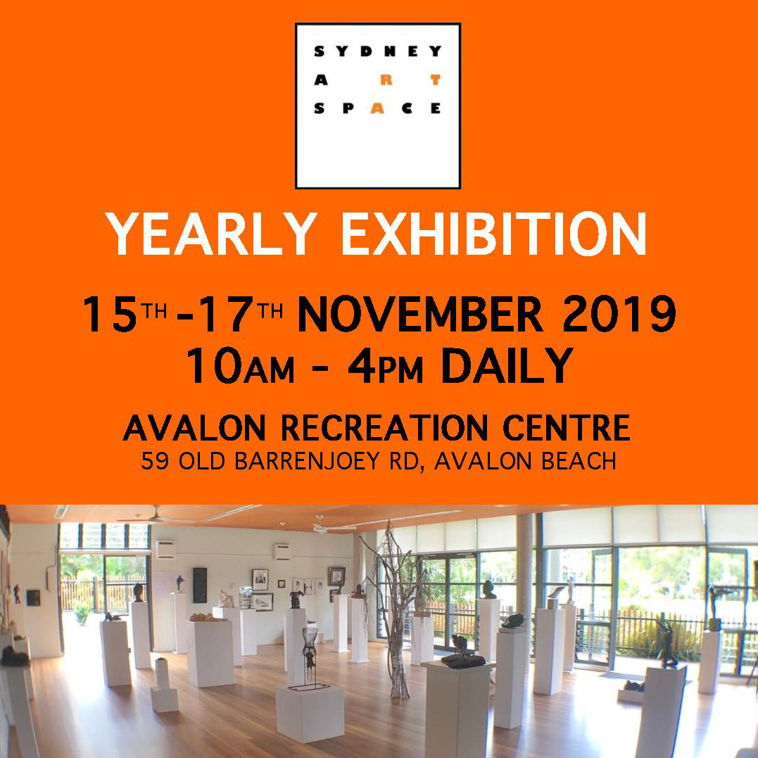 Sydney Art Space Yearly Exhibition 2019