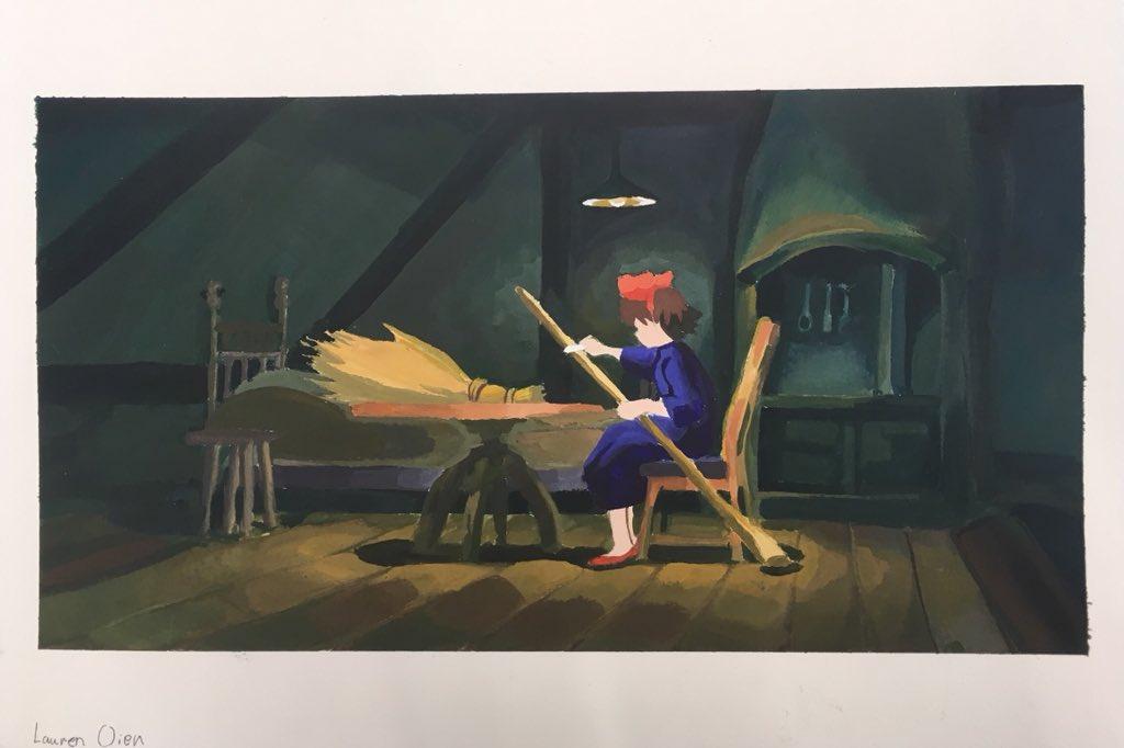 Lauren Oien Painting