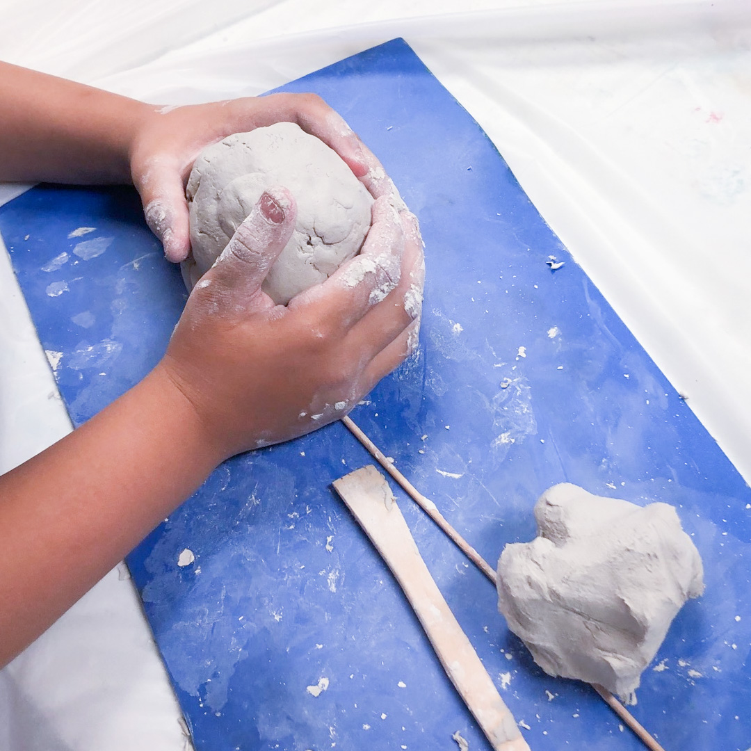 Class Image – My Home: Drawing and Clay Hand Building Workshop – click to view class details
