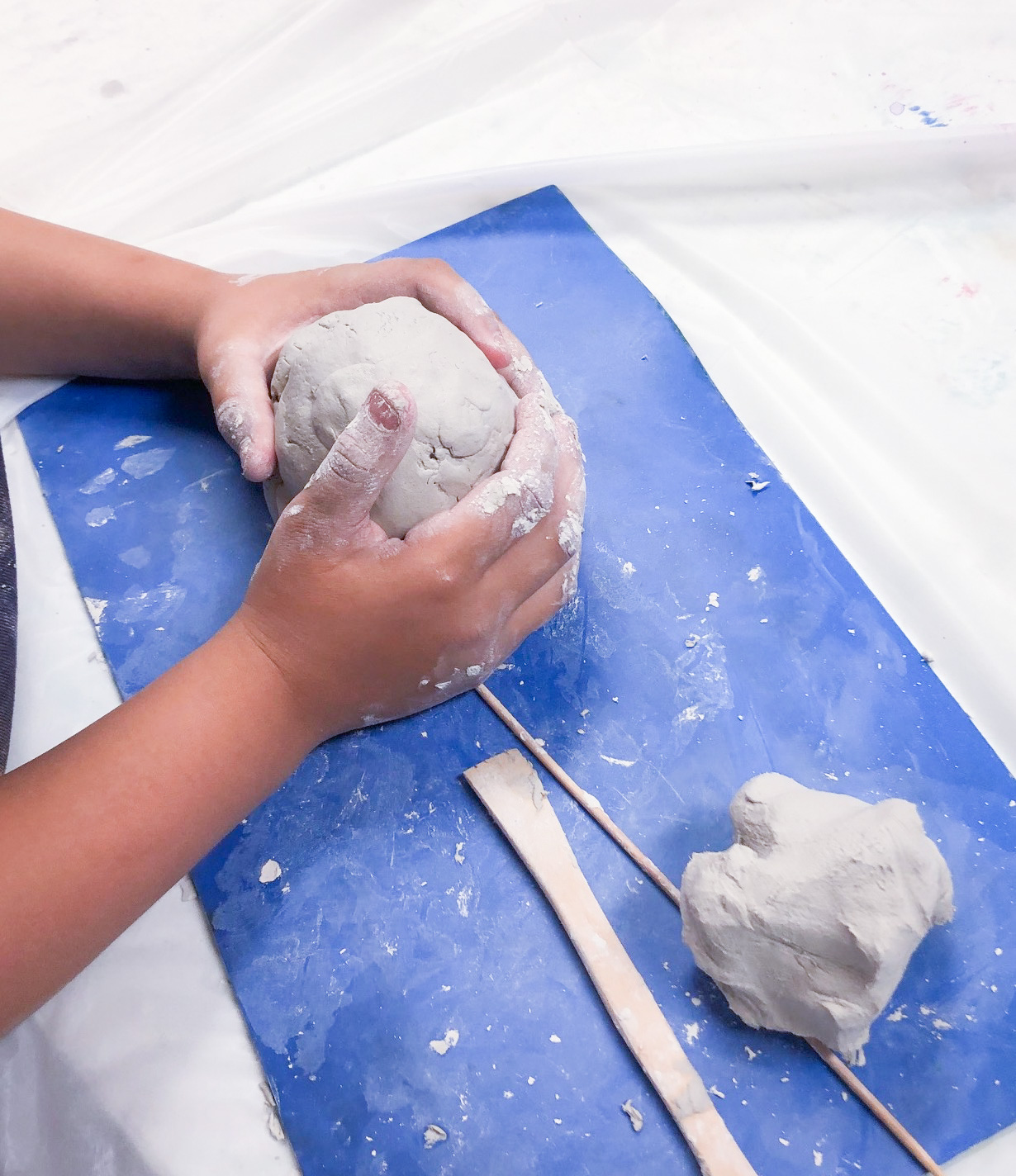 Class Image – My Home: Drawing and Clay Hand Building Workshop