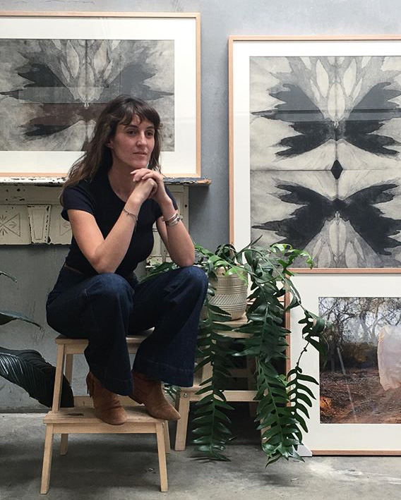 Sydney Art Space Teaching Artist Eleanor Amiradaki