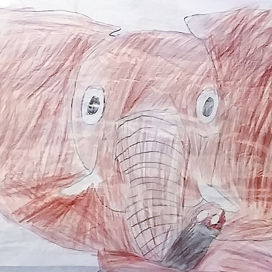 Class Image – Drawing Animals Teens Workshop Artwork – click to view class details
