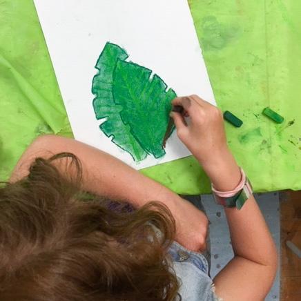Class Artwork – Kids Art Club - Student Drawing – click to view class details
