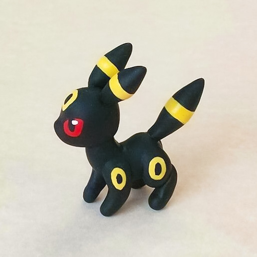 Class Image – Pokemon Style Sculpey Sculpture – click to view class details