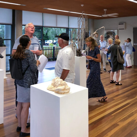 Sydney Art Space End of Year Exhibition 2019