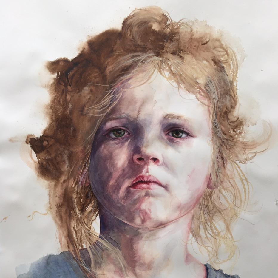 Class Artwork – Sabine, 2015, Cherry Hood – click to view class details