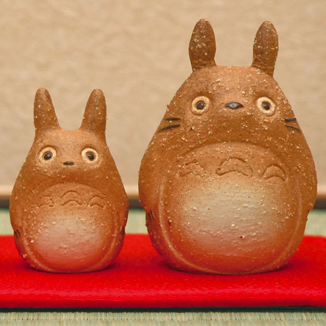 Class Image – Japanese Totoro Characters – click to view class details