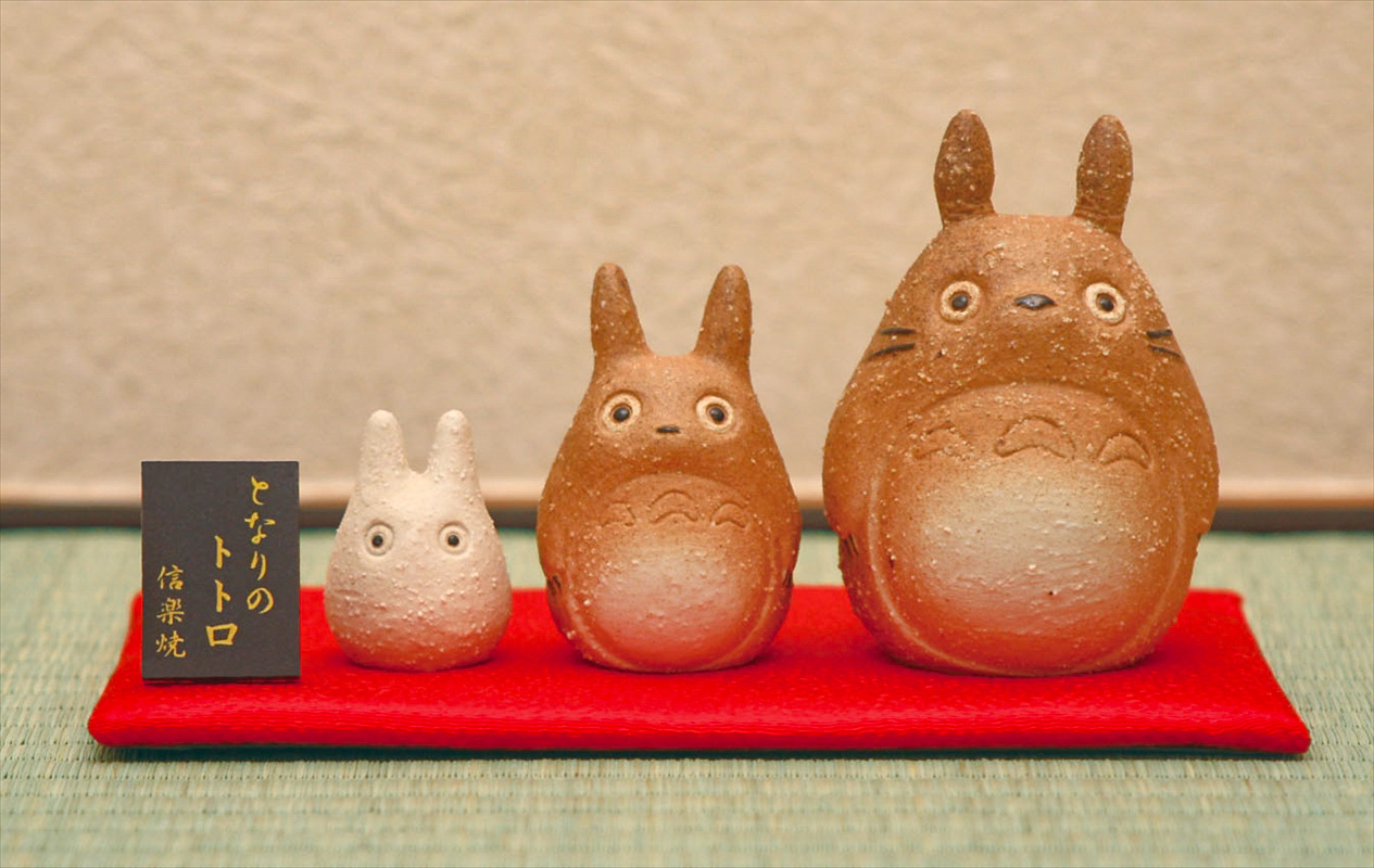 Class Image – Japanese Totoro Characters