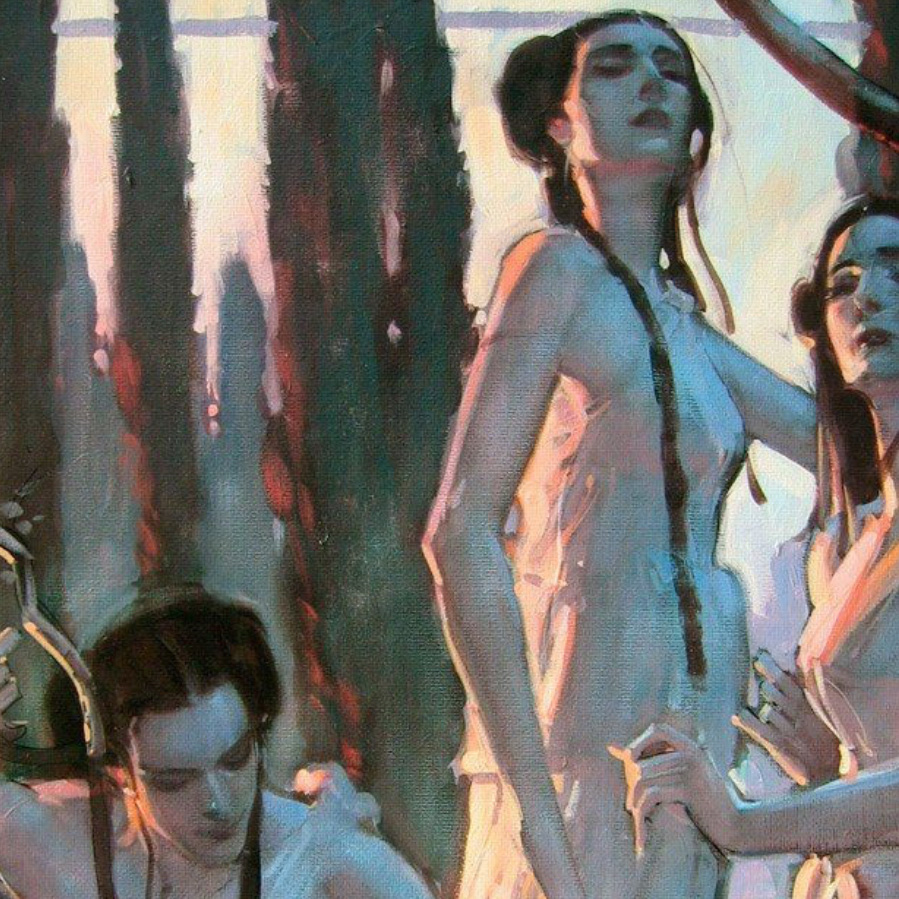 Class Image – John Watkiss - Figurative Painting – click to view class details