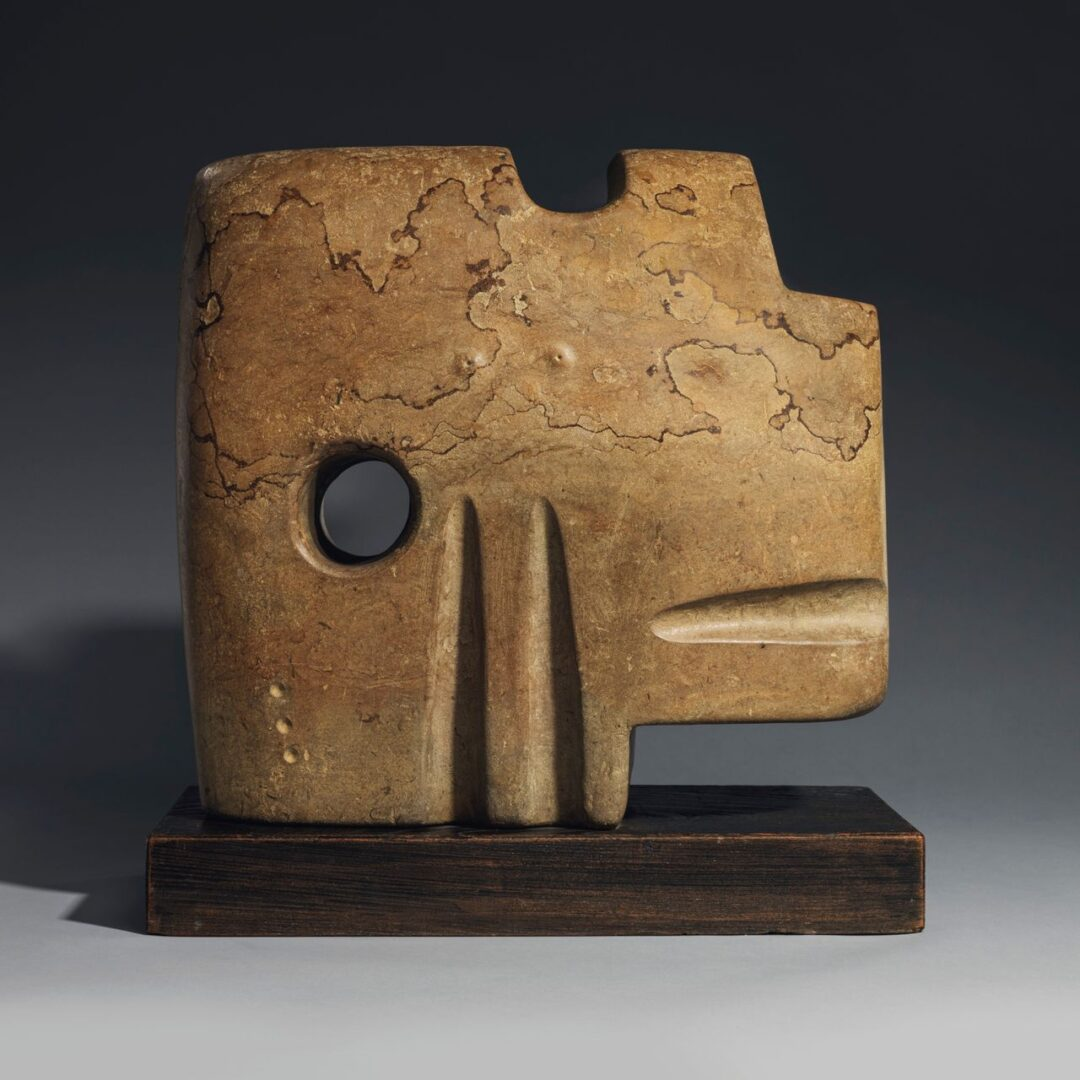 Square Form by Henry Moore