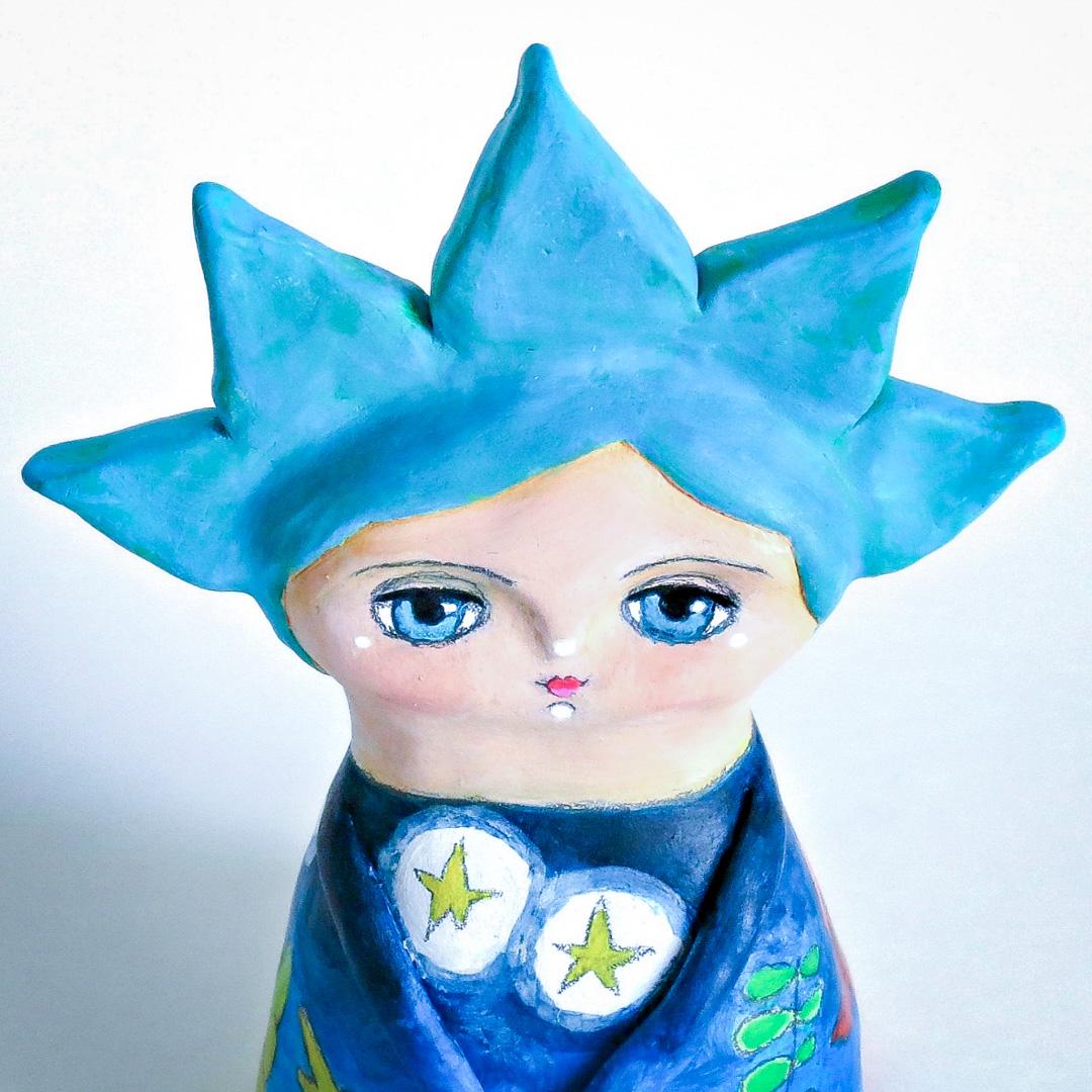 Class Image – Little Doll Sculpture